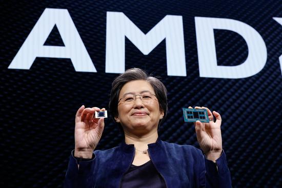 AMD二季度营收19.3亿美元同比增26% 净利1.57亿