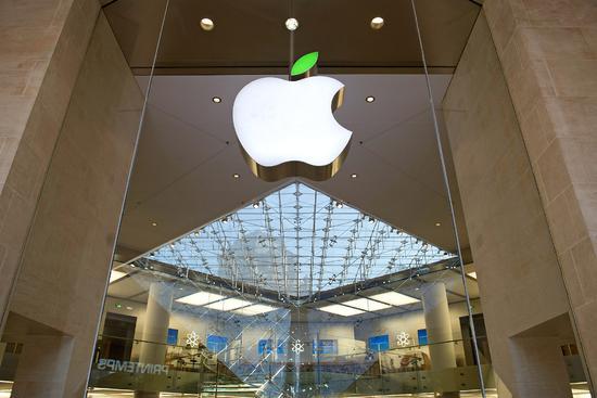苹果股价周五飙升10%!市值超越沙特阿美