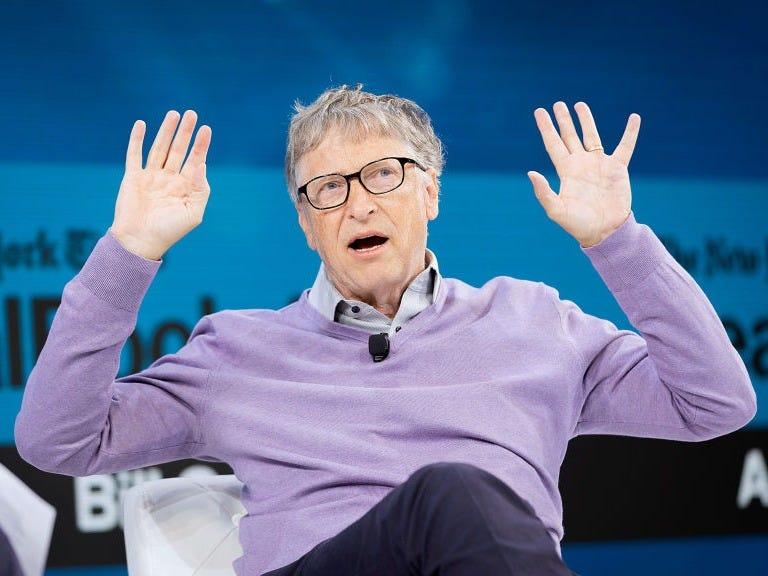 """比尔·盖茨斥责:美国新冠检测耗时太长,""""完全是垃圾"""""""