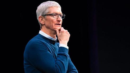 当掌门9年,苹果CEO库克身家终于超过10亿美元