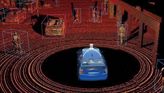 华为:正开发激光雷达,未来成本或降至100美元
