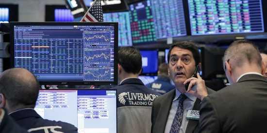 周四美股走势分化 ,苹果市值距2万亿美元只差一点